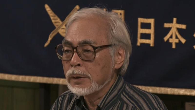 宮崎駿氏「歴史に名前を残したいのだろうが、愚劣だ」 安倍首相の安保法案を批判