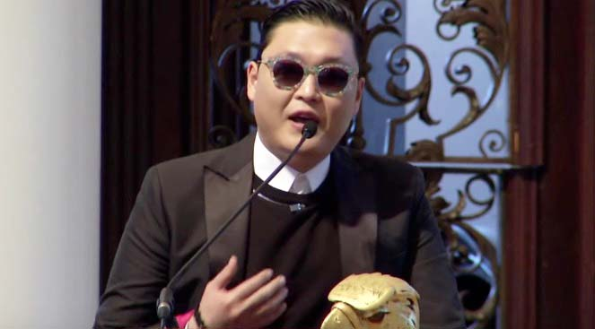 『江南スタイル』の大ヒットが私に何をもたらしたか PSYが語るスターとの共演と一発屋問題