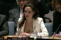 「シリア危機は我々の外交的無能さの象徴」アンジーが国際社会に伝えたい3つのこと