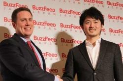 BuzzFeed編集長ベン・スミス氏が会見「ジョークもシリアスなニュースも配信していく」