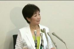 小池百合子氏、初の女性都知事へ意欲「都民のニーズをつかむ、政治こそ最大のマーケティング」
