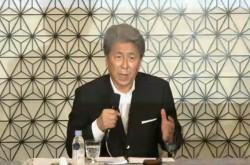 """「民進党からの要請ではない。自分の意志」鳥越俊太郎氏を緊急出馬に導いた""""内なる声"""""""