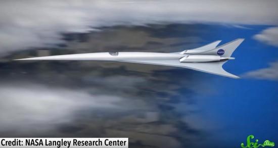 1時間で大西洋を横断 音より速い旅客機は再び現実のものとなるか?