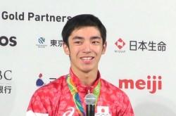 白井健三「自分でもあの跳躍にビックリ…」32年ぶり、跳馬銅メダルの快挙を振り返る リオ五輪記者会見全文