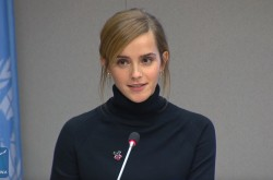 """エマ・ワトソン、大学での""""性的暴力""""について国連総会でスピーチ"""