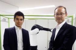 """「ロボットが日本を救う」–""""腕が好き""""なロボットアーム研究者が起業へ踏み切ったワケ"""