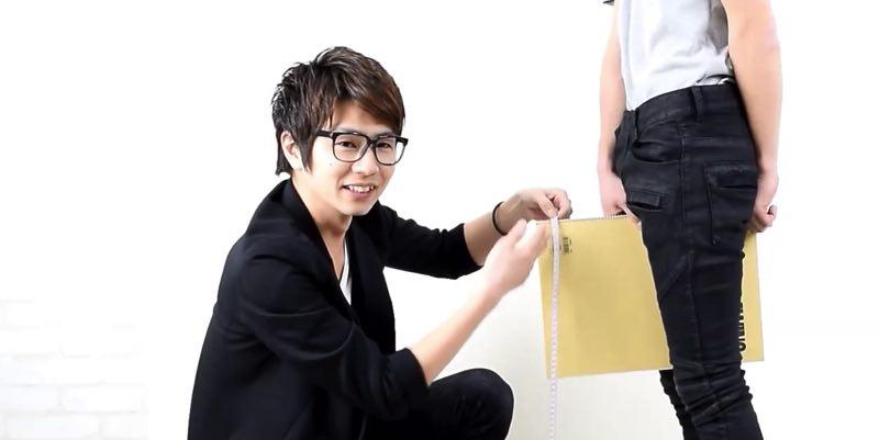 通販で服を買う時はココを測れ! ファッションのプロが教える体のサイズの測り方