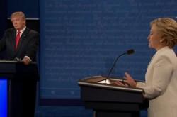 「ドナルドは陰謀論者、大統領に不適格」トランプvsヒラリー最後の直接対決