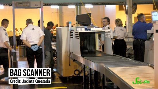 空港のセキュリティゲートがあなたを丸裸にするメカニズム