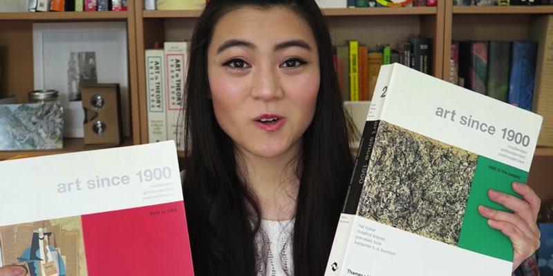 芸術と英語を同時に学ぼう! 外国人YouTuberが教える、アートがわかる洋書5選