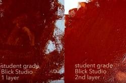 高い絵の具と安い絵の具、同じ色なのに値段がぜんぜん違うのはどうして?