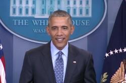 オバマ大統領「民主主義にはメディアの存在が欠かせない」最後の記者会見で報道陣に感謝を伝える