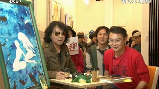 ヤンサン美術部展で展示された「東村アキコ氏が描いたヌード」の秘密