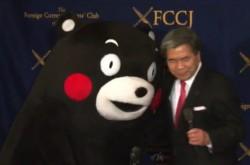 熊本地震から1年、蒲島知事が会見で語った「逆境の中にこそ夢がある」というメッセ―ジ
