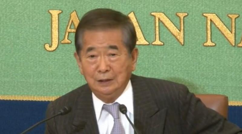 【全文】石原慎太郎氏、豊洲市場問題について会見「座して死を待つつもりはない」