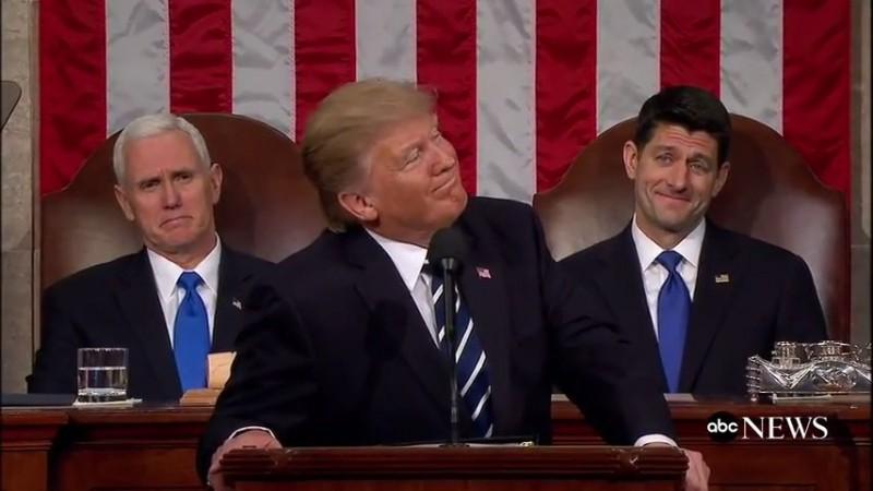 """「もう一度アメリカを信じてください」トランプ大統領が描く、""""偉大なアメリカ""""のビジョン"""