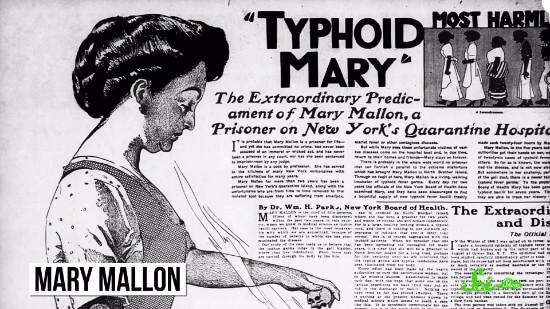 疫病の中心にはいつも彼女がいる 「腸チフスのメアリー」の数奇な人生