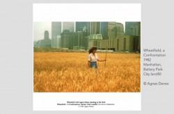 ニューヨークに麦畑が!? アートと自然を融合させちゃった、5人の芸術家