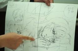 ネームを描き続けて40年 漫画家・山田玲司が最新作『CICADA』のネームを大公開