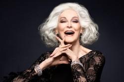 85歳の現役モデルが語る幸せの理由「与えられることを待っていないで、内側から作り出さなければならない」
