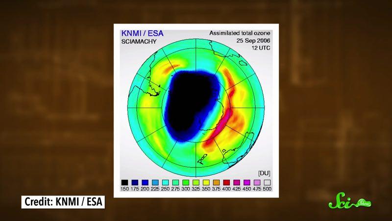 オゾン層、実はそんなに減ってないかもしれない