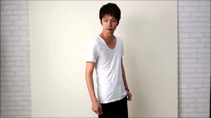 適当チョイスはNG! 男子必見、正しい白Tシャツの選び方