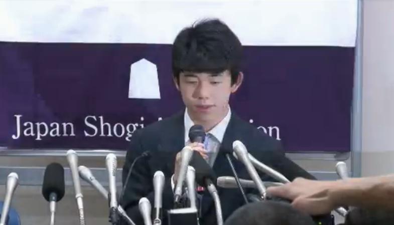 【全文】藤井聡太四段、歴代最多29連勝後の会見「もっと実力をつけてタイトルを狙える棋士に」