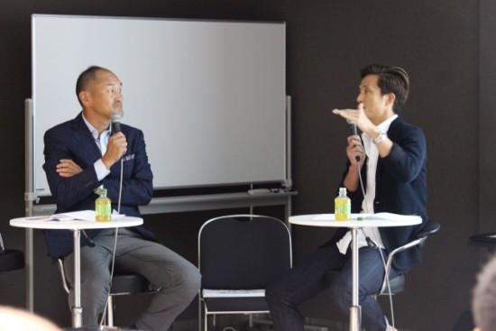 成功と失敗、2つに価値がある 元サッカー日本代表・秋田氏と福西氏が語った、成長を導くメソッド