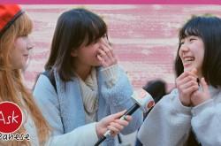 街角の女子に突撃インタビュー「あなたの地元のオススメスポットは?」