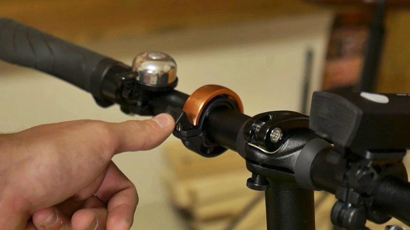 「自転車のベル」を極限までオシャレにするとこうなる