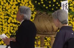 【書き起こし】天皇陛下のおことば 終戦から72年、全国戦没者追悼式