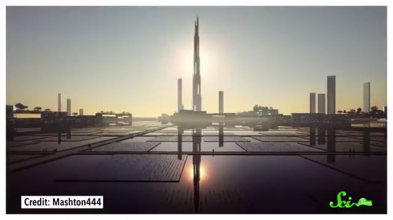 東京に1700メートルのタワーが建つ? 超高層ビルの挑戦