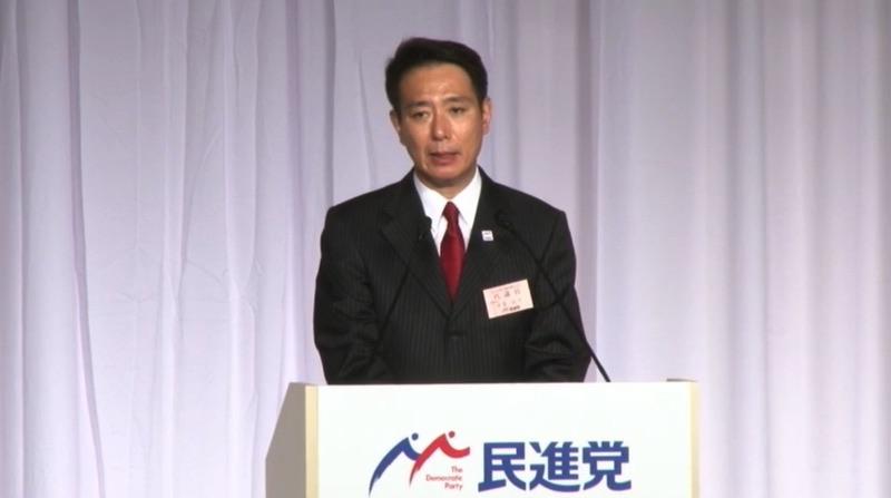 【全文】前原誠司氏、民進党新代表に 投票の結果には「難しい船出」と心境明かす