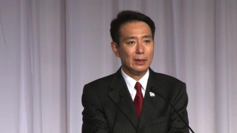 「総理大臣になるつもりで出馬した」前原誠司氏、代表選後の会見で政権交代に意欲示す