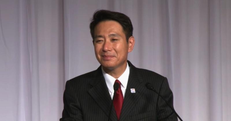 「枝野氏にもしっかりと関わってもらいたい」前原新代表、挙党一致の党運営をアピール