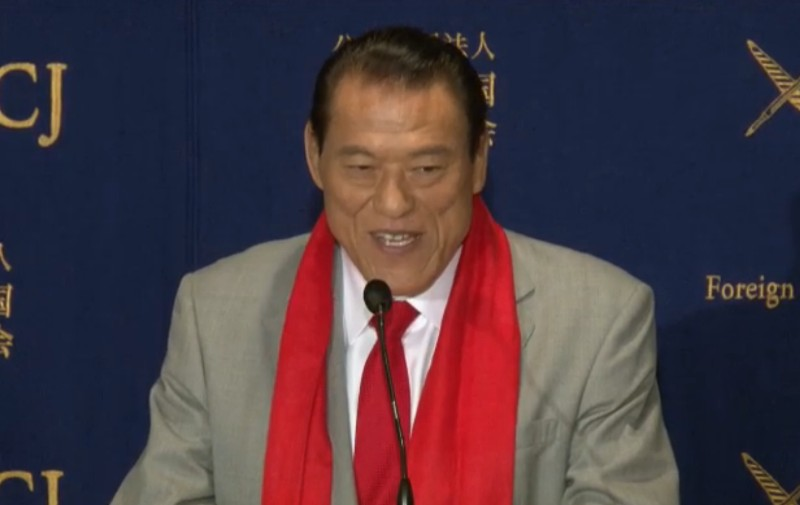 【会見全文】アントニオ猪木氏、北朝鮮から帰国「安倍首相の訪朝は非常に壁が高い」