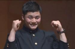 【全文1/2】清宮幸太郎、斎藤佑ら早実OBに「早稲田の血を感じる」 ドラフトで交渉権を獲得した日ハムの印象語る