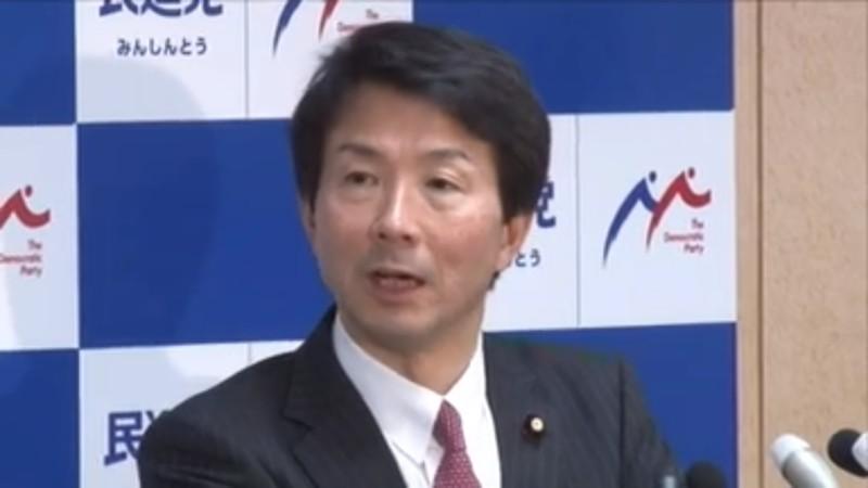 【全文2/2】民進党・大塚新代表 就任の感想を求める質問に「たいへん責任が重い」