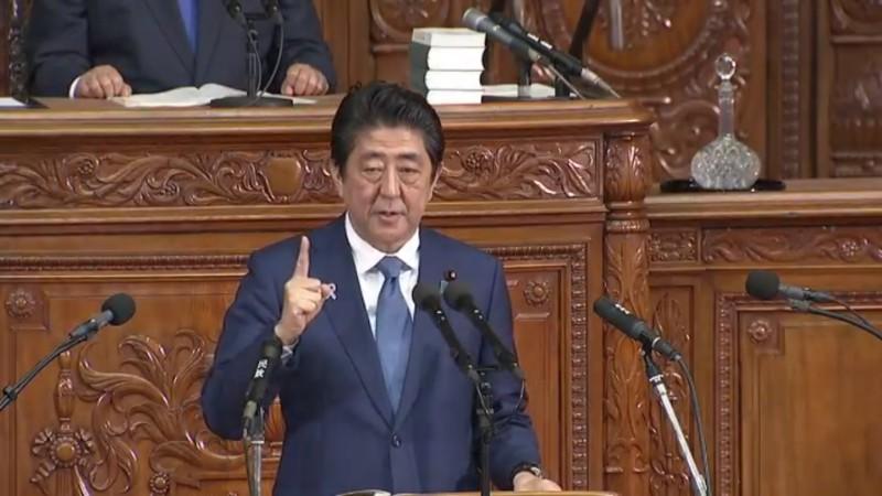 【書き起こし】安倍首相が所信表明演説「わが国はまさに国難とも呼べる課題に直面している」