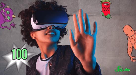 VRで世界をシミュレーション 「音」を使って触覚まで再現可能?