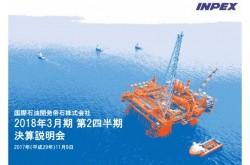 国際石油開発帝石、上期純利益は前期比91.7%増 原油販売単価上昇がけん引
