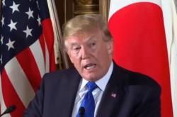 【全文2/3】トランプ大統領「横田夫妻の悲劇を繰り返してはならない」 日米首脳共同会見で北朝鮮への姿勢を明かす