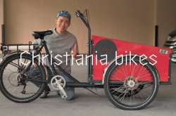これさえあれば車はいらない!? 最大100キロまで積載できる、究極のエコ自転車