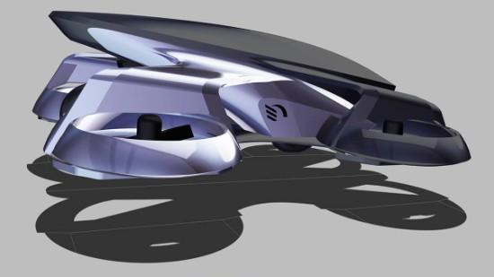 SkyDrive_XX_Design