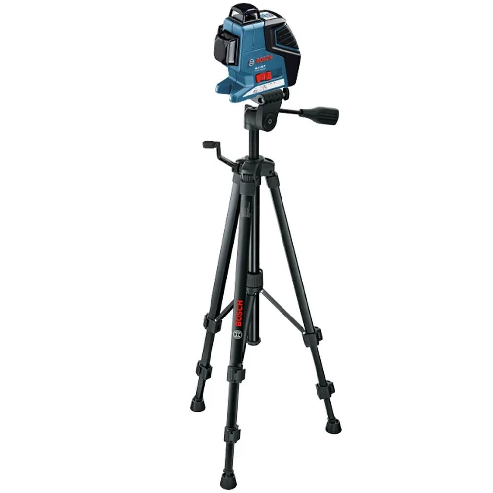 Nível a Laser GLL 3-80 P 40 Metros com Tripé BT 150