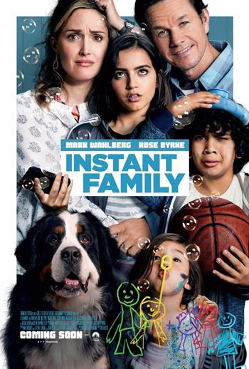 【有雷影評】《速成家庭》成為家人並不是件容易的事