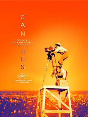 【坎城】第72屆坎城影展-主視覺海報、入圍名單