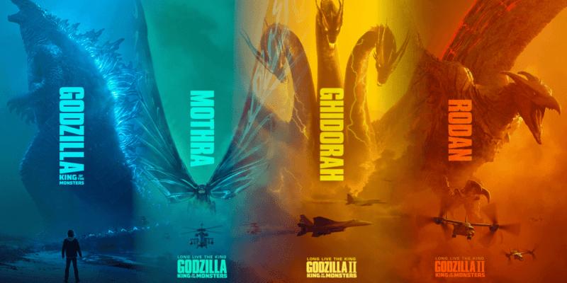 《哥吉拉2:怪獸之王》登場怪獸、片尾分析