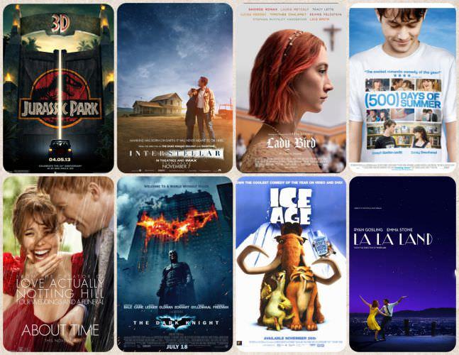 【電影推薦】個人私心的八部必看電影