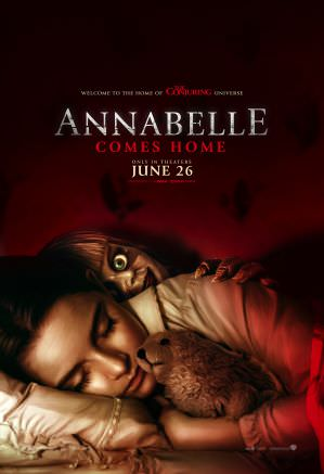 【影評】《安娜貝爾回家囉》靈異博物館來開趴